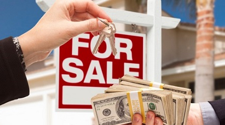 Sell House For Cash by calling us today